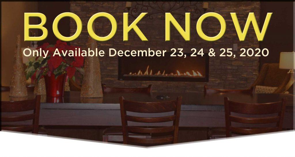 Book your Christmas-2020 Getaway
