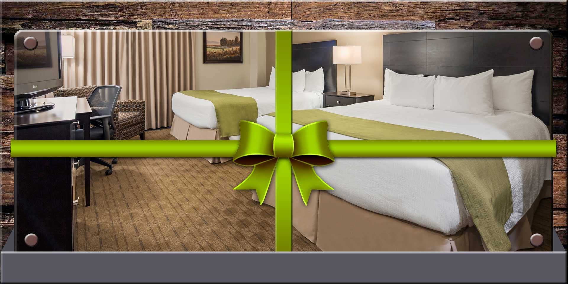 Holiday Savings on Hotel Rooms