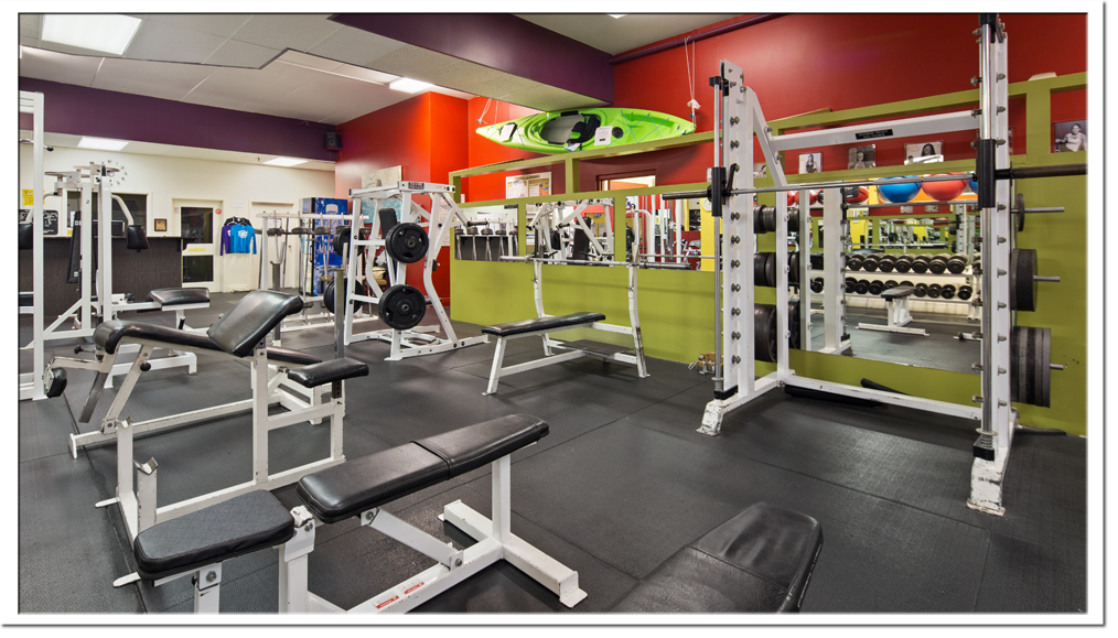 On Site Fitness Facilities