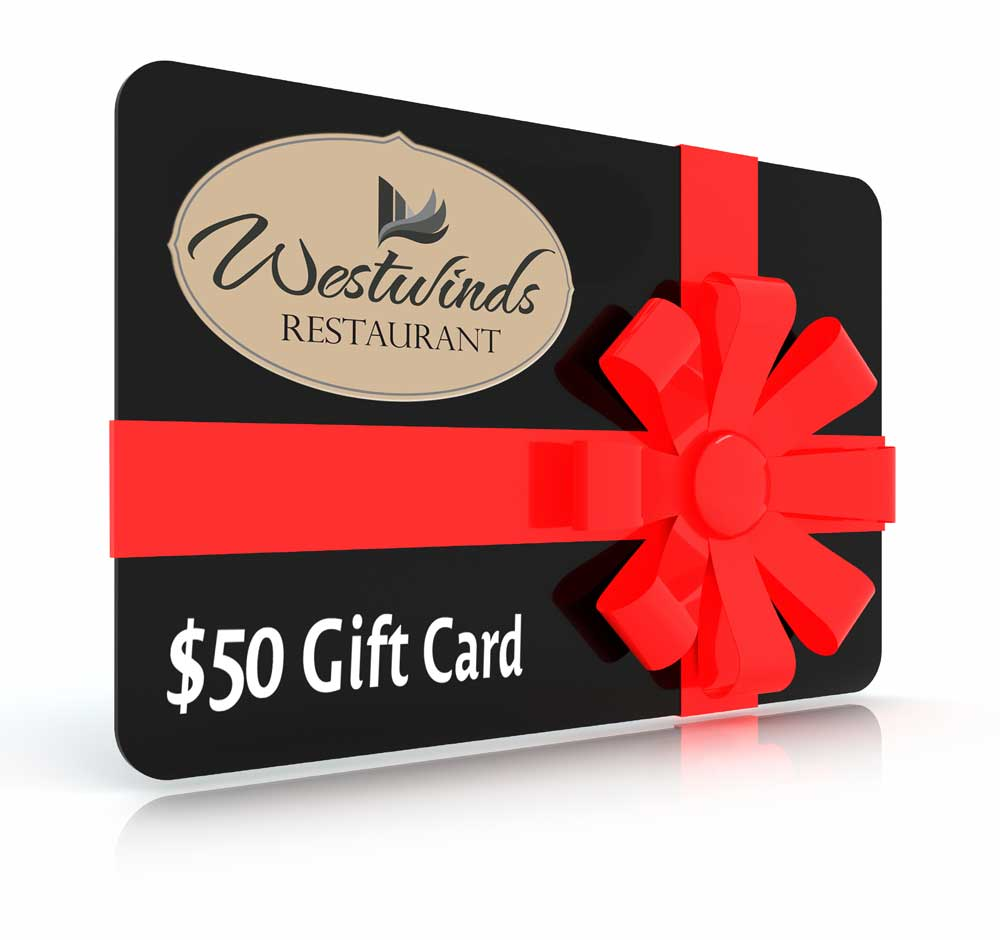 $50 Gift Card to Westwinds