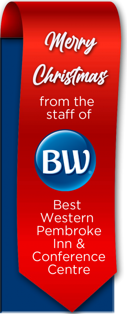 Holiday Greetings from Best Western Pembroke Inn