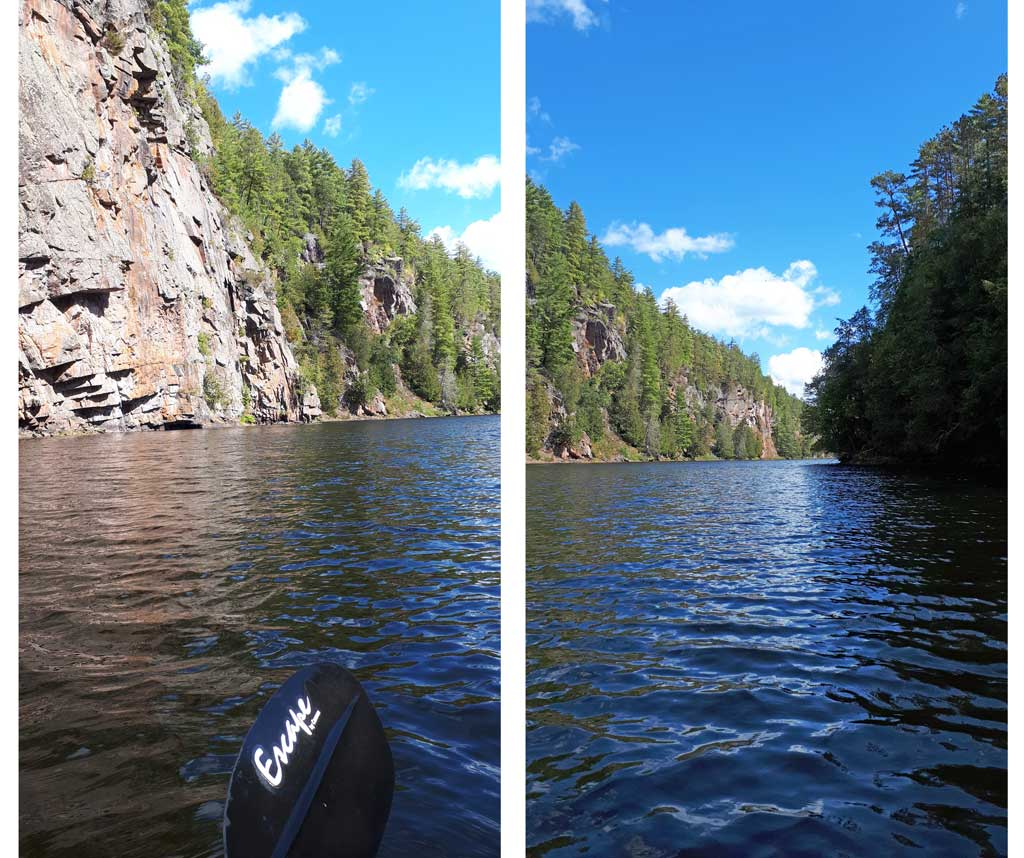 Barron Canyon Kayacking